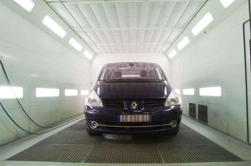 R vision auto et carrossier loire 42 par garage olivier for Garage revision auto