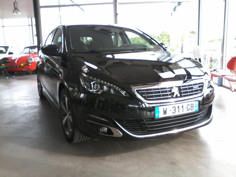 berline peugeot 308 vehicule neuf par garage olivier. Black Bedroom Furniture Sets. Home Design Ideas
