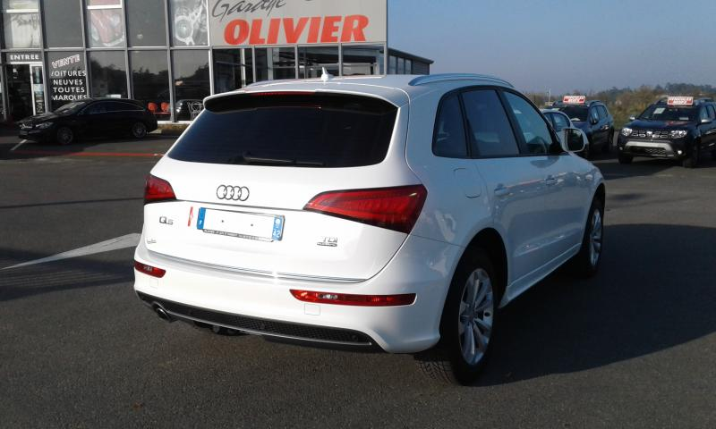 AUDI Q5 QUATRO 2.0L TDI 190 ADVANCED S TRONIC 7..