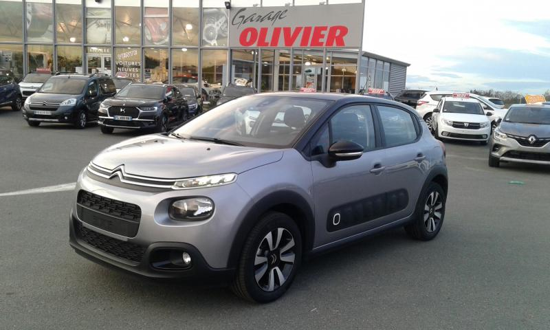 CITROEN C3 Blue HDI 75 Exclusive **