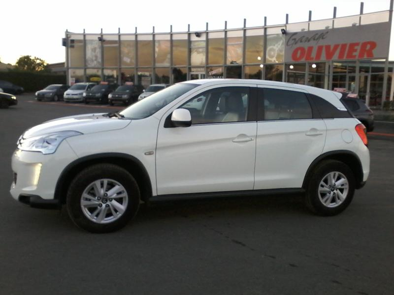 C4 AIRCROSS CONFORT 1.6 HDI 115Ch 4x2