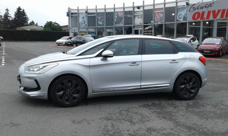 berline citroen ds5 2l hdi 160cv sport chic   dispo sur parc  13400 00 par garage olivier