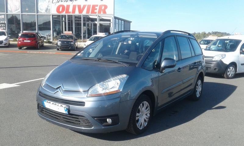 C4 PICASSO 7 PLACES 1.6L HDI 110 CV